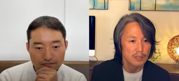 西口氏・西井氏対談