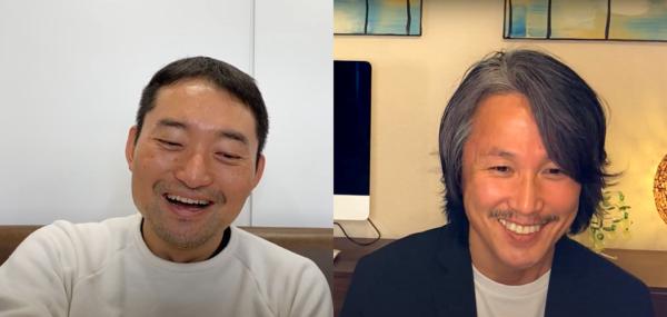 西口氏・西井氏 コラーニング対談