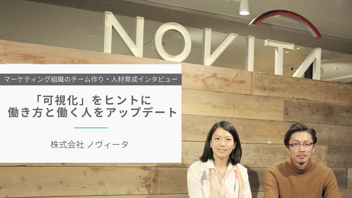 「コラーニング」導入事例_株式会社ノヴィータ様